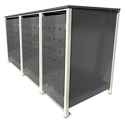 li il m lltonnenbox metall perfekte beratung. Black Bedroom Furniture Sets. Home Design Ideas